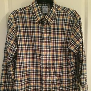 Brooks Brothers Button Down Polo Shirt